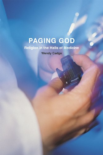 Paging God Religion in the Halls of Medicine  2012 edition cover