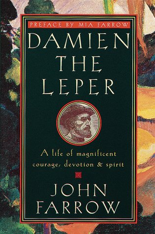 Damien the Leper   1999 edition cover