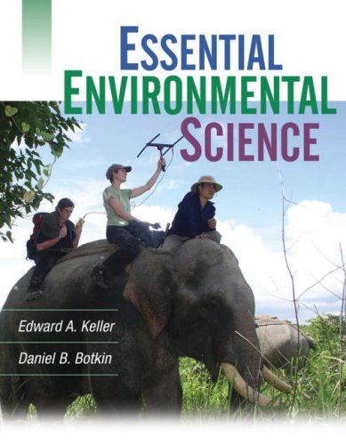 Essential Environmental Science   2008 edition cover