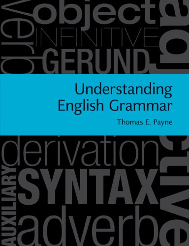 Understanding English Grammar A Linguistic Introduction  2011 9780521757119 Front Cover