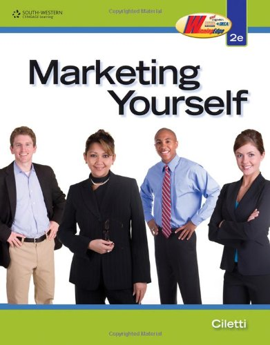 Marketing Yourself  2nd 2011 (Revised) 9780538450119 Front Cover