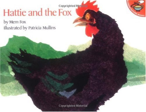 Hattie and the Fox   1992 (Reprint) edition cover