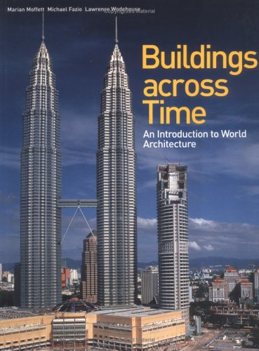 Buildings Across Time  2nd 2004 edition cover