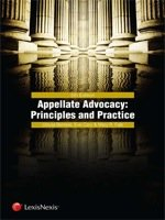 Appellate Advocacy Principles and Practice 5th 2012 edition cover