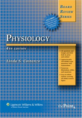 Physiology  4th 2007 (Revised) edition cover