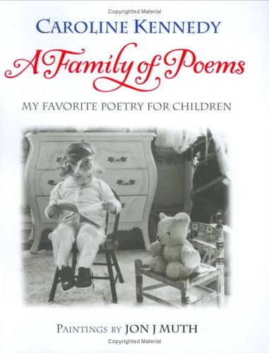 Family of Poems My Favorite Poetry for Children  2005 edition cover