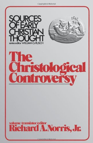 Christological Controversy   2012 edition cover