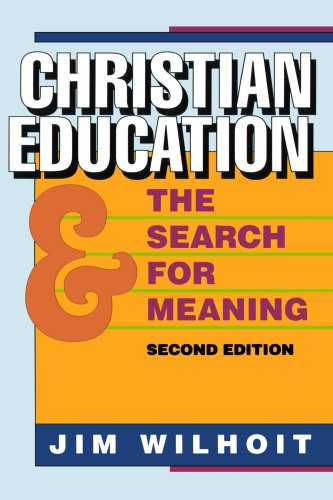 Christian Education and the Search for Meaning  2nd edition cover