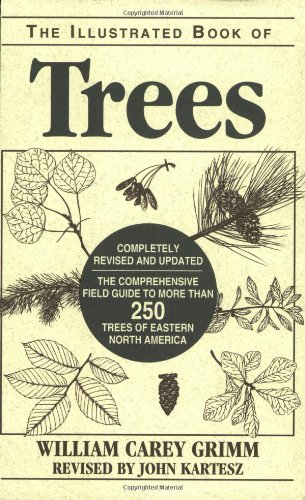 Illustrated Book of Trees  2nd 2002 (Revised) edition cover