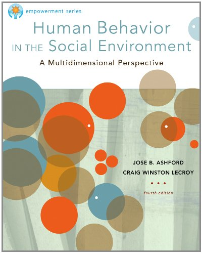Human Behavior in the Social Environment  5th 2013 edition cover
