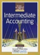 Intermediate Accounting for University of Texas Dallas  14th 2011 9781118107119 Front Cover