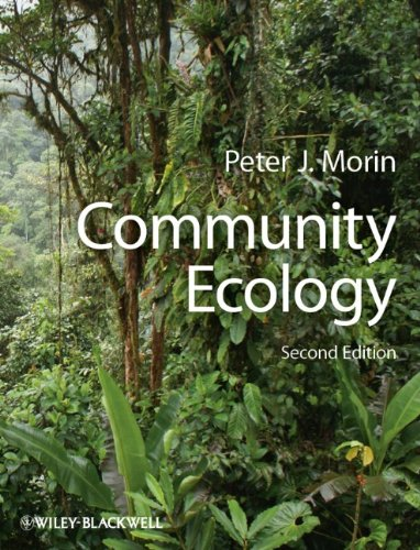 Community Ecology  2nd 2011 (Revised) edition cover