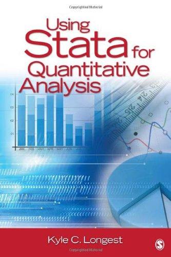 Using Stata for Quantitative Analysis   2012 edition cover