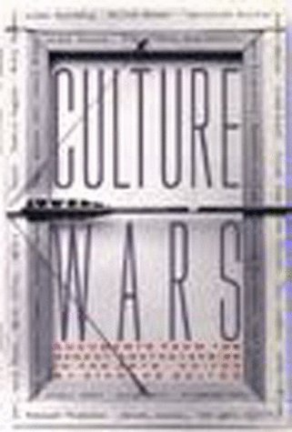 Culture Wars Documents from the Recent Controversies in the Arts  1992 edition cover