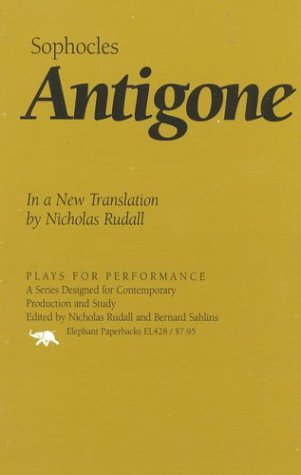 Antigone  N/A edition cover