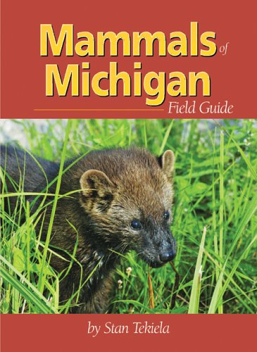 Mammals of Michigan Field Guide  N/A edition cover