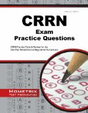 CRRN Exam Practice Questions CRRN Practice Tests and Review for the Certified Rehabilitation Registered Nurse Exam  2015 edition cover