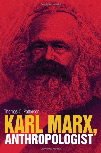 Karl Marx, Anthropologist   2009 edition cover