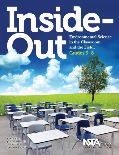 Inside-Out Environmental Science in the Classroom and the Field, Grades 3-8  2009 edition cover
