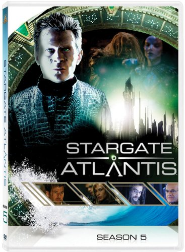 Stargate Atlantis: Season 5 System.Collections.Generic.List`1[System.String] artwork