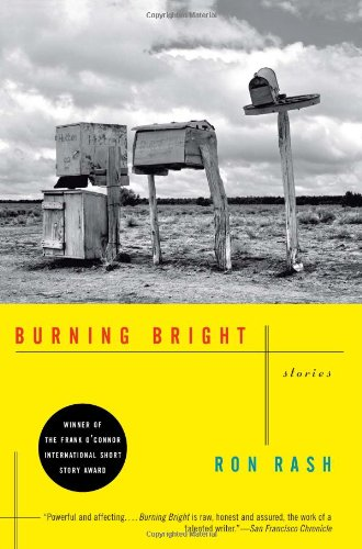 Burning Bright  N/A edition cover