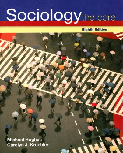Sociology The Core 8th 2008 (Revised) edition cover