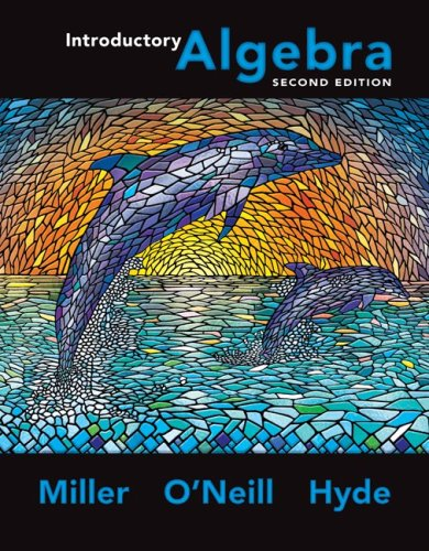 Introductory Algebra  2nd 2009 edition cover