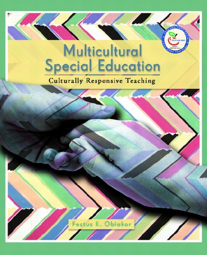 Multicultural Special Education Culturally Responsive Teaching  2007 edition cover