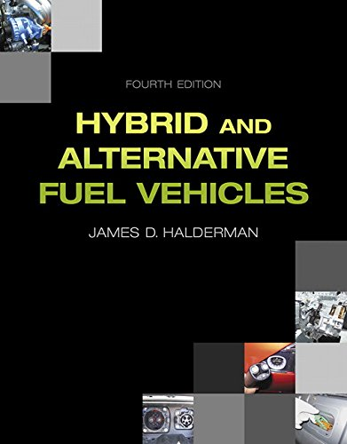 Hybrid and Alternative Fuel Vehicles:   2015 edition cover