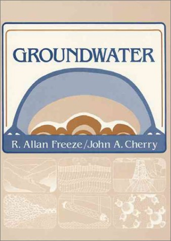 Groundwater  1st 1979 edition cover