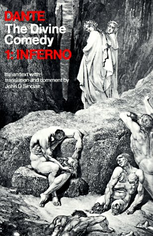 Divine Comedy Inferno 2nd (Revised) edition cover