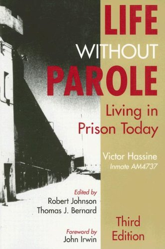 Life Without Parole Living in Prison Today 3rd 2004 9780195330120 Front Cover