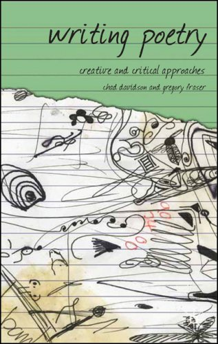 Writing Poetry Creative and Critical Approaches  2009 edition cover