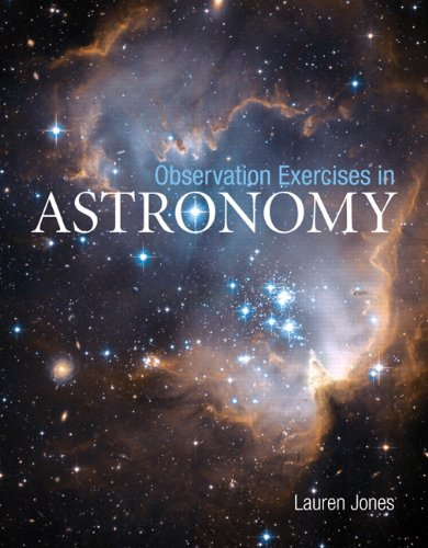 Observation Exercises in Astronomy   2011 edition cover