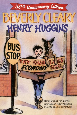 Henry Huggins  50th 2000 (Anniversary) edition cover
