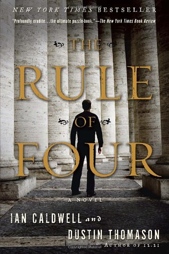 Rule of Four A Novel N/A edition cover