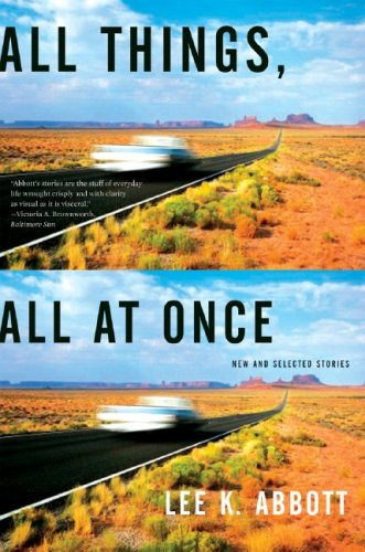 All Things, All at Once New and Selected Stories N/A edition cover