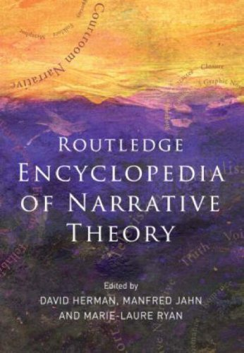 Routledge Encyclopedia of Narrative Theory   2008 edition cover