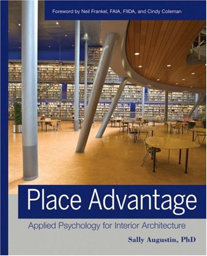 Place Advantage Applied Psychology for Interior Architecture  2009 edition cover