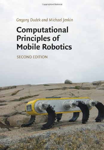 Computational Principles of Mobile Robotics  2nd 2010 (Revised) edition cover