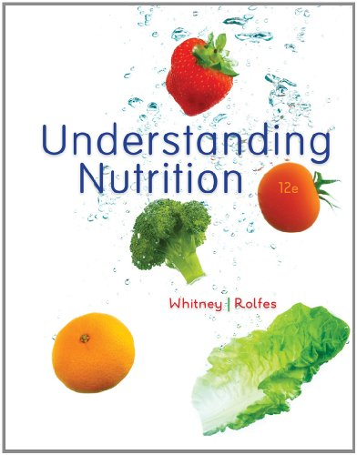 Understanding Nutrition  12th 2011 9780538494120 Front Cover