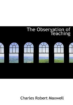 The Observation of Teaching:   2008 edition cover