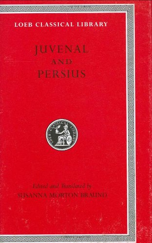 Juvenal and Persius   2004 edition cover