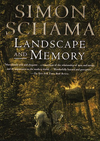 Landscape and Memory   1996 edition cover