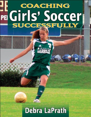 Coaching Girls' Soccer Successfully   2008 edition cover