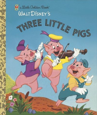 Three Little Pigs   1948 9780736423120 Front Cover