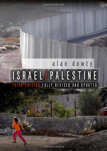 Israel-Palestine  3rd 2012 edition cover