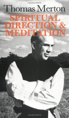 Spiritual Direction and Meditation  N/A edition cover