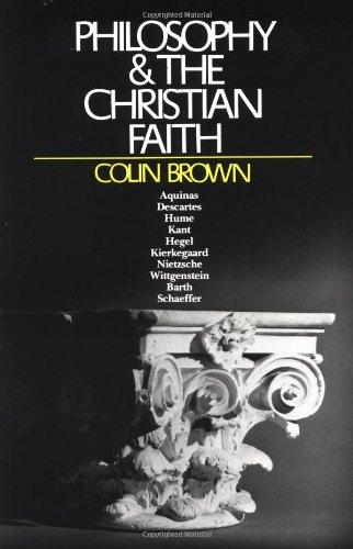 Philosophy and the Christian Faith   1974 edition cover