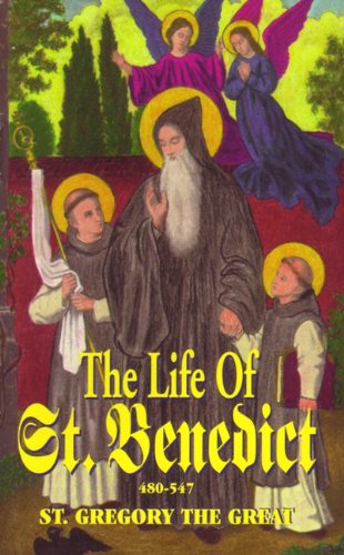 Life of St. Benedict (480-547)  N/A edition cover
